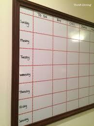 office whiteboard ideas. How To Make A Big DIY Whiteboard Get Organized. Work Office OrganizationOrganization IdeasWhite Ideas H