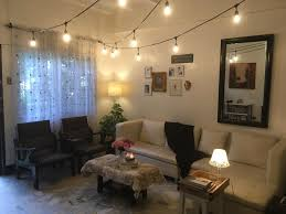 amazing living room. Living Room Cozy String Light Ideas Battery Fairy Lights Christmas In Amazing R