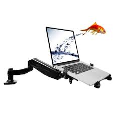 2 in 1 full motion swivel monitor arm desk mounts for 11 in