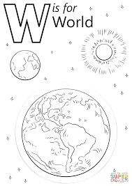Coloring Pages Globe Page Printable For Kids Preschoolers Theatre ...