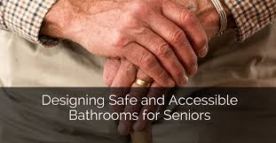 Bathroom Safety For Seniors Best Designing Safe And Accessible Bathrooms For Seniors Home