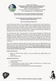 Endorsement Letter For Thesis Proposal Transmittal Letters
