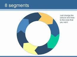 Slide Circle Powerpoint Circle Slide Template