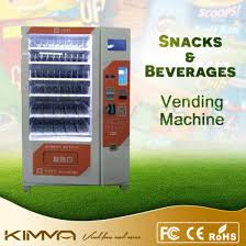 Small Vending Machine Business Cool China Refrigeration Bottled Water Vending Machine For Small Business