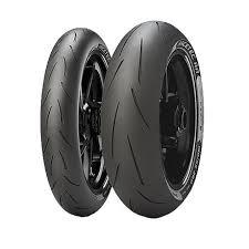 <b>Metzeler Racetec RR</b> Tire Combo   MotoSport