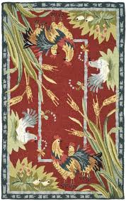 Rooster Area Rugs Kitchen Rooster Kitchen Rugs Webnuggetzcom