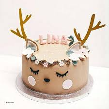 Easy Birthday Cake Ideas Simple Cake Decorations A Cute For Year Old