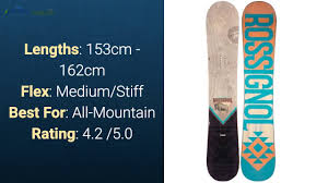 The 7 Best Beginner Snowboards 2019 2020 Reviews