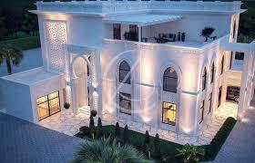 Islamic Design House Jeddah White Modern Islamic Villa Exterior Design Jeddah Saudi