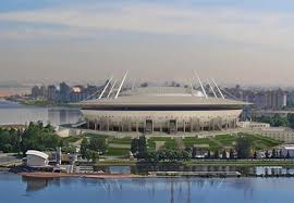 Поставка радиаторов <b>Tubus</b> 2 на стадион «<b>Зенит</b> Арена»