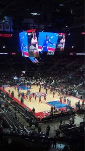 The Palace Of Auburn Hills Section 225 Home Of Detroit Pistons