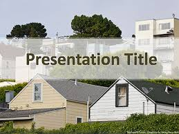Powerpoint Real Estate Templates Free Real Estate Powerpoint Templates Themes Ppt