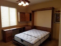 home office murphy bed. Remington Style Murphy Bed And Home Office