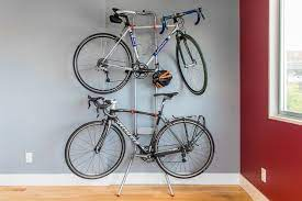 the best bike racks for small homes and