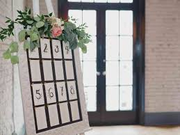 Door Chart Ideas 10 Wedding Seating Chart Ideas For Every Style Of Celebration