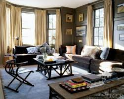 Color Palettes For Living Room Living Room Color Palette Brown Couch