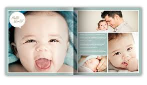 Baby Photo Album Books Sample Baby Photo Book
