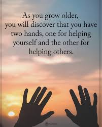 Helping Others Quotes Extraordinary 48 Awesome Quotes About Helping Others Bluesauvage