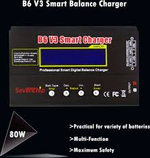 b6 v3 smart balance charger 80w digital