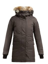 nobis carla down filled hooded coat