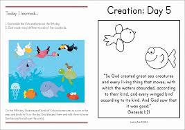 Sunday School Creation: Birds and Fish - In My World