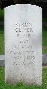 Byron Oliver Blair (1920-1992) - Find A Grave Memorial