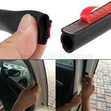 <b>8Meter Small D Shape</b> Car Door Window Sealing Strip EPDM ...
