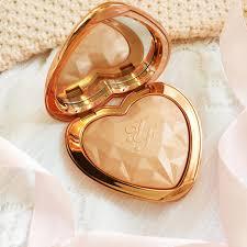 Too Faced Love Light Highlighter Debenhams Debenhams Haul Large Makeup Haul Luxuryblush