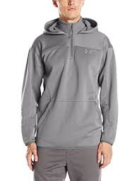 under armour quarter zip men. under armour men\u0027s tactical ¼ zip hoodie, graphite (040), x-large quarter men