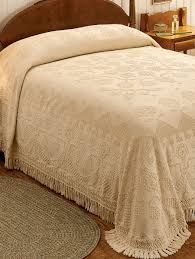 Cotton Bedspreads And Quilted Bedspreads   Lightweight Coverlets & Hobnail Cotton Bedspread Adamdwight.com