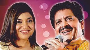 Spotlight On: Bollywood Playback Singers Alka Yagnik and Udit Narayan - The  Aerogram