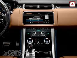 2018 land rover sport interior. delighful 2018 the 2018 range rover sport gets an interior makeover from the velar for land rover sport