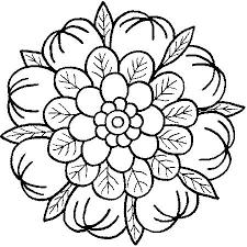 Mandala Coloring Pages Printable Free All Mandala Coloring Pages