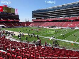Levis Stadium Seating Chart San Francisco 49ers Suite Rentals San Francisco 49ers