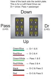 wiring diagram 6 pin power window switch the wiring diagram diy power window switch info wiring diagram