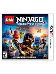 Lo que verás abajo es un recuento de los 25 juegos para nintendo 3ds que no pueden ni deben faltar en tu portátil. Ninjago Shadow Of Ronin 3ds
