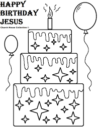 Small Picture Birthday Cake Coloring Pages Free Printable Birthday Cake Coloring