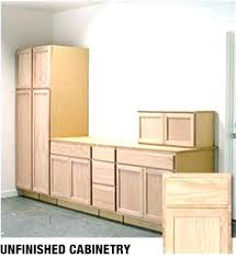 fantastic finishing unfinished kitchen cabinets photo ideas