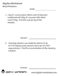 best teaching math ideas images mathematics  algebra 1 word problems worksheet algebra worksheets