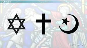 Judaism And Islam Venn Diagram Judaism Christianity And Islam Venn Diagram