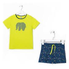 <b>Пижама N.O.A</b> 4178914 для мальчика , цвет желтый/синий ...