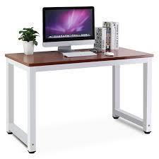 sturdy office desk. Wonderful Office Fascinating Office Desk Computer For Popular Interior Design  Lighting Tribesigns 47 Modern Sturdy Set Intended
