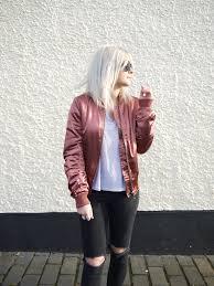 top rose gold er jacket er jacket laura byrnes lauras little locked