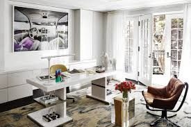 Elle Design And Decor Aman John Meeks Office Design in Elle Decor 3