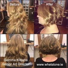 Summer is just around the corner, and it's indeed difficult to manage your long hair. Hair Transformation Long Thick Hair To Short Hair Beautiful Variation Of Graduated Bob By Gemma Kilbane Senior Art Director Whetstone Aveda Concept Salon