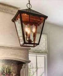 copper lantern pendant lighting copper