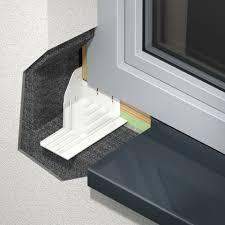 Beim Fensterbank Einbau Drohen In Den Eckbereichen Undichte