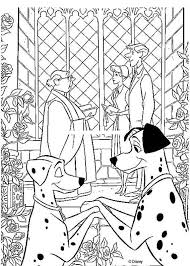 coloring page 101 dalmatians animation s 14 printable coloring pages