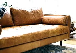 most popular leather sofa colors best made sofas corner company semi aniline funky be brown couch
