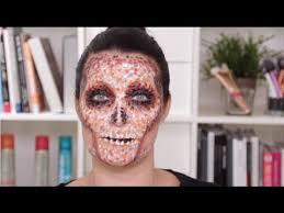 not so bare bones skeleton makeup tutorial real techniques